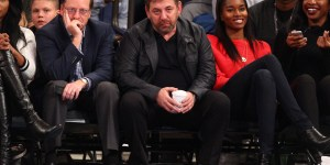 Knicks CEO James Dolan Suggests Disgruntled Fan Is An Alcoholic Disappointment, Should Root For The Nets