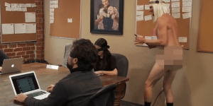 Daniel Tosh Shows Why S&M In The Office Is A Very, Very Bad Idea