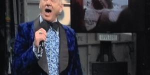 Bill Murray Reminds Us Why We Love Him So Much By Singing 'Love Theme From Jaws' As Nick The Lounge Singer