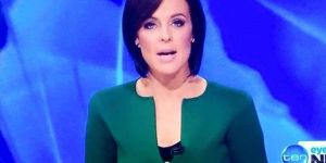 Can You Figure Out Why The Internet Is Freaking Out Over This Hot News Anchor's Shirt?