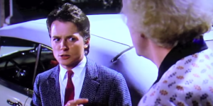Marty McFly Talks About Feeling Up His Mom And Turning Gay In This Creepy Deleted Scene From 'Back To The Future'
