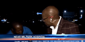 Watch This Reporter Get Mugged Live On Camera By The Dumbest Criminals Alive