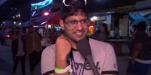 Jimmy Kimmel Got People At SXSW To Profess Their Love For Fake Bands