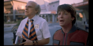 'Back To The Future II' Predicted The 2015 World Series, And One Of The Teams Is Promoting The Hell Out Of It