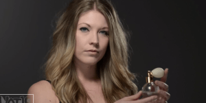 Watch A Bunch Of Models Get Pranked Into Spraying 'Liquid Ass' Perfume Into Their Faces