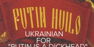 Ukrainian Brewery Launches 'Putin Is A Dickhead' Beer Because The Whole World Hates Russia