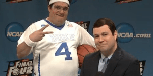 SNL Roasts NCAA Over 'Student-Athletes' And Takes Shots At Charles Barkley In Cold Open