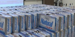 Underage Louisiana College Students Busted For Trying To Take 1800 Cans Of Beer To The Beach