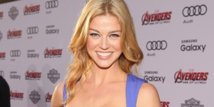 Adrianne Palicki Of 'Agents of SHIELD' Won The 'Avengers' Premiere With Her Sexy Skin-Tight Dress
