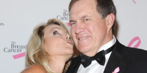 Bill Belichick Reportedly A Little Horned Up After Checking Out Chrissy Teigen's Butt