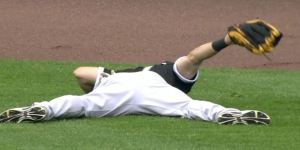 Adam Eaton May Have Already Made The Best Baseball Catch Of The Year