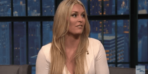 Lindsey Vonn Pretty Much Just Said She Hates Watching Boyfriend Tiger Woods Play Golf Because It's Boring