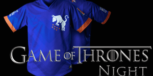 The Durham Bulls Hosted A 'Game Of Thrones' Night And Why In The Seven Hells Wasn't I Invited?