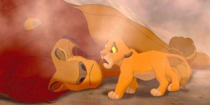 Doesn't Matter Who You Are, You Had The Same Reaction As This Little Girl When You Saw Mufasa Die In 'The Lion King'