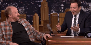 Louis C.K. Told The Story Of How He Tried To Sabotage Jimmy Fallon's Career Out Of Spite