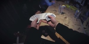 Magician Wears A GoPro For A Card Trick And You Still Won't Figure Out How He Did It