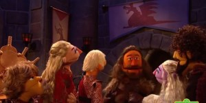 After Parodying 'House Of Cards,' Sesame Street Takes On 'Game Of Thrones' With 'Game Of Chairs'