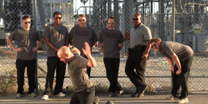 The Cast Of 'Super Troopers' Went To Police Boot Camp, It Went As Ridiculously As You'd Expect