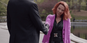 SNL: What If Black Widow Had Her Own Marvel Comic Book Movie That Was A Rom-Com?