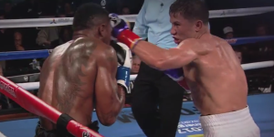 Gennady Golovkin's Record Goes To A Perfect 33-0 With Superhuman 20th Consecutive Knockout (HIGHLIGHTS)