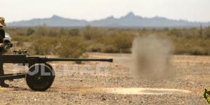 Watch A Keg Get Completely VAPORIZED By A Gargantuan Anti-Aircraft Gun