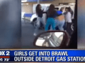 All-Girl Royal Rumble Brawl Erupts At Sunoco Gas Station
