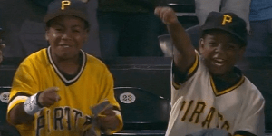 Andrew McCutchen Gave His Batting Gloves To Young Fans And They Lost Their Freakin' Minds