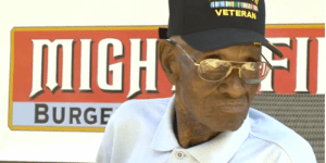 America's Oldest Living Veteran Smokes 12 Cigars A Day, Pounds Whiskey, Lives The Damn Life