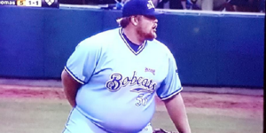 Meet Ben Ancheff, The 300-Pound College Pitcher The Internet Is Going Crazy About