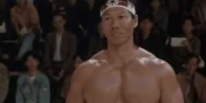 The Villain From 'Bloodsport' Had A Son, And That Dude's Jacked As Hell Now