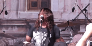 The Foo Fighters Took A Break From Touring To Play A Secret Concert At A Tiny County Fair: All Covers, All Badass