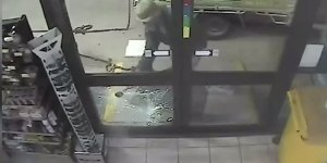 This Is The Dumbest, Laziest Attempt At Stealing An ATM In History