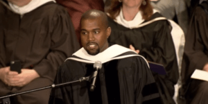 Kanye West Gave A Very Terrible Speech After Receiving Honorary Doctorate From The Art Institute Of Chicago