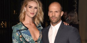 Jason Statham's Girlfriend Rosie Huntington-Whiteley Got Pretty Naked For A HOT New Photo Shoot