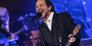 Eddie Vedder Played The Shit Out Of 'Better Man' On 'Letterman' Last Night
