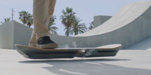 Lexus Teases A 'Real, Rideable Hoverboard'
