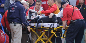 Fan Battling Life-Threatening Injuries After Being Hit In The Head By Bat At Fenway – Reaction By The Boston Red Sox (VIDEO)