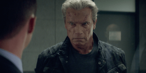 Watch Arnold Schwarzenegger Break Out Of Jail In This Brand Spankin' New 'Terminator: Genisys' Clip
