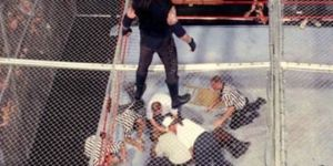 Mick Foley Shares Amazing Pic Of Legendary Hell In A Cell Match And Admits The Undertaker Thought He Killed Him
