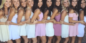 How Is It Possible That Every Girl In This Video Of Sigma Kappa At The University Of Arizona Is a 9/10 Or Hotter?!