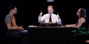 Watch What Happens When Exes Take Lie Detector Tests In Front Of Each Other