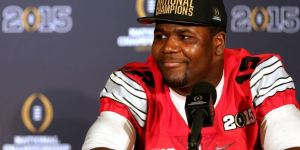 Cardale Jones Spent The ESPYs Hollering At Ronda Rousey And Kendall Jenner On Twitter