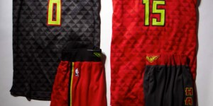Here Are The New Atlanta Hawks Uniforms. Hope You Like Neon