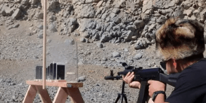 How Many iPhones Does It Take To Stop A Steel-Core AK-74 Bullet? Let's Find Out