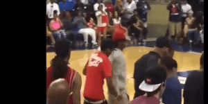 Lil Wayne Spits On Ref And Starts Brawl At Anti-Violence Charity Basketball Game