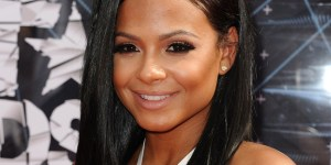 Hold Up, Did You Catch All The Boob Christina Milian Was Showing At The BET Awards?