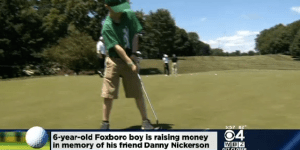 Six-Year-Old Bro Will Play A 100-Hole Golf Marathon Next Week And His Reason Will Choke You Up