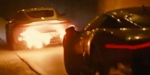 James Bond Breaks Out A Flame-Throwing Car In The Epic New 'Spectre' Trailer