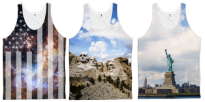 4th Of July Party Tanks, Sunglasses, 12 More 'Things We Want This Week' (A Gear Guide For Bros)