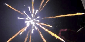 Scary Videos Show How 9 People Were Injured When 4th Of July Fireworks Exploded In Crowd
